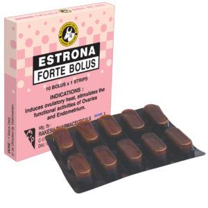ESTRONA Forte Bolus