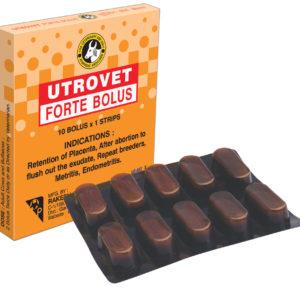 UTROVET Forte Bolus