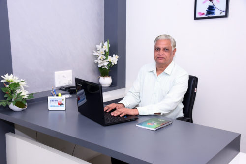 Mr. Prakashchandra Trivedi