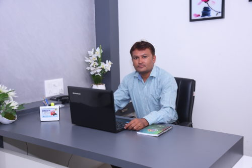 Mr. Shailesh Trivedi