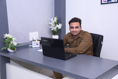 Mr. Sreyansh Prajapati
