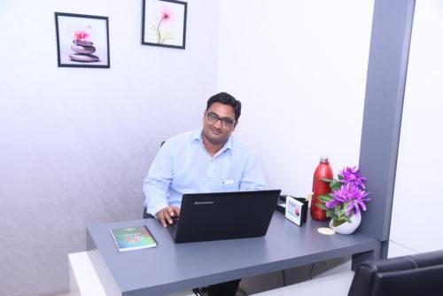 Mr. Kaushik Prajapati